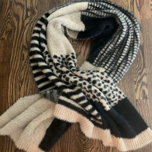 Anthropologie Scarf/ Wrap